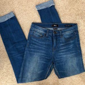 [BDG] UO High Rise Cigarette Skinny Jeans 💙